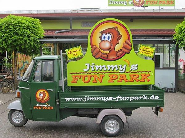 Foto aus Jimmy's Fun Park