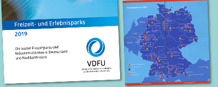 VDFU brochure: Germany's best leisure parks and indoor attractions